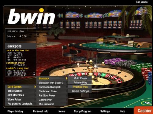 Bwin Poker, una risorsa per il gioco online