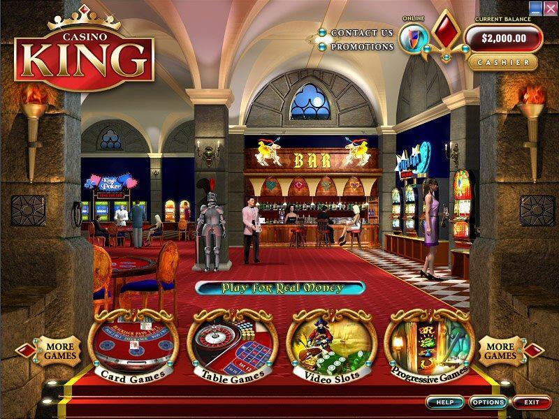 Scopri le ultime novità di Casinò King