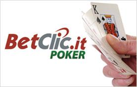 BetClic, una delle migliori poker room online