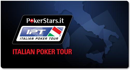 Italian Poker Tour: al via i Satelliti di Qualificazione